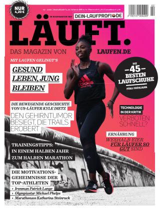 LÄUFT. Das Magazin von laufen.de #2-2020