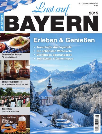Lust auf Bayern October 21, 2015 00:00
