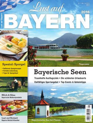 Lust auf Bayern 1/2016