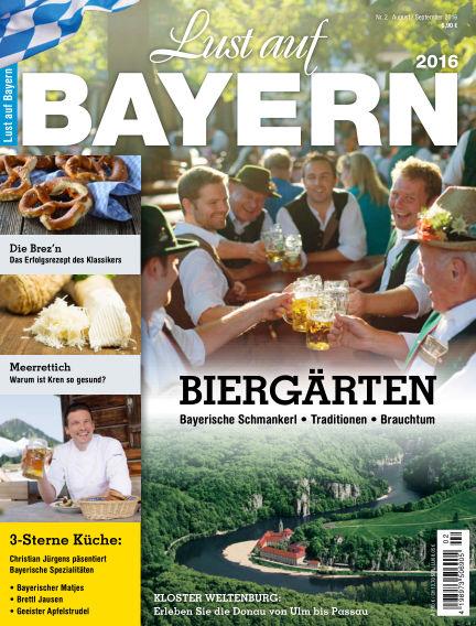 Lust auf Bayern July 20, 2016 00:00