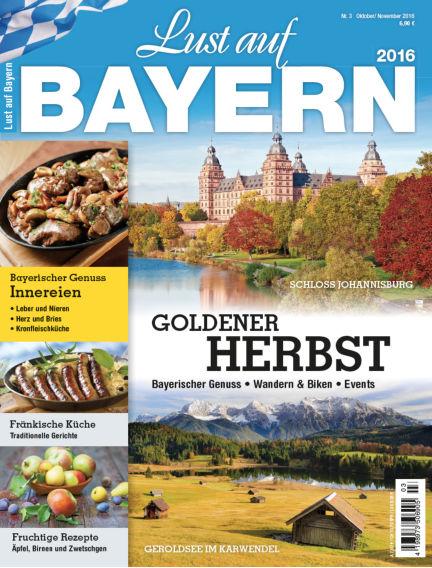 Lust auf Bayern