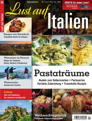 Lust auf Italien Pastaträume