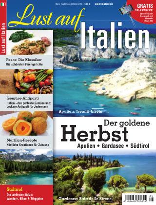 Lust auf Italien Der goldene Herbst