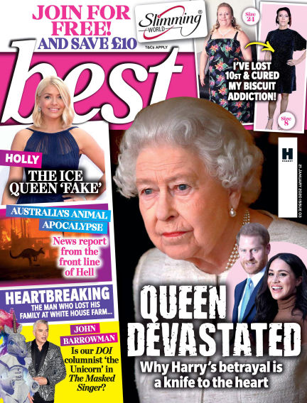 Best - UK January 14, 2020 00:00