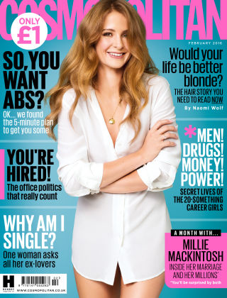 Cosmopolitan - UK February 2016