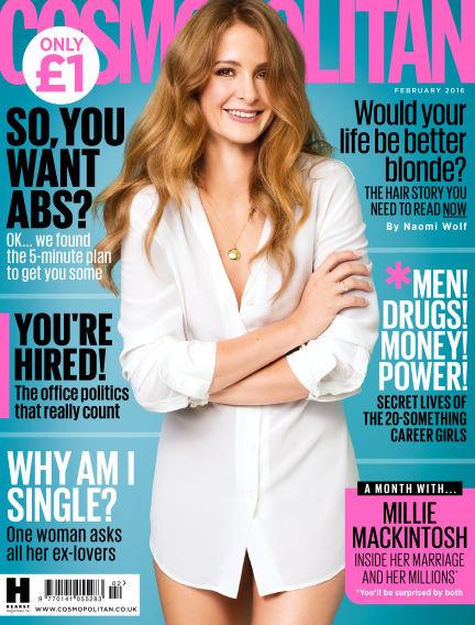 Cosmopolitan - UK January 01, 2016 00:00
