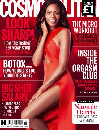 Cosmopolitan - UK November 2015