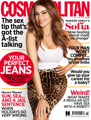 Cosmopolitan - UK August 2015