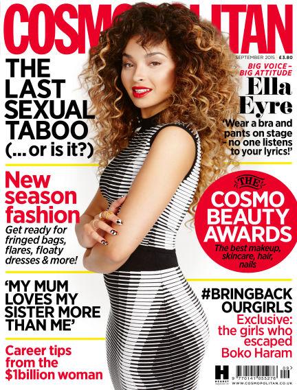 Cosmopolitan - UK August 04, 2015 00:00