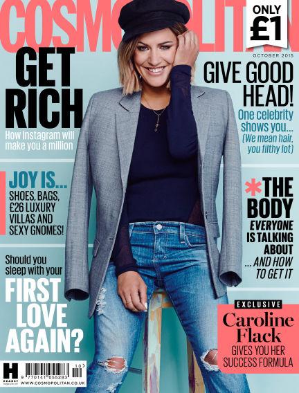 Cosmopolitan - UK September 02, 2015 00:00