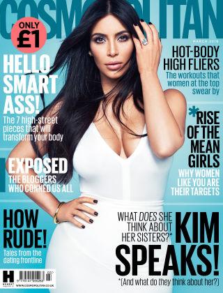 Cosmopolitan - UK March 2016