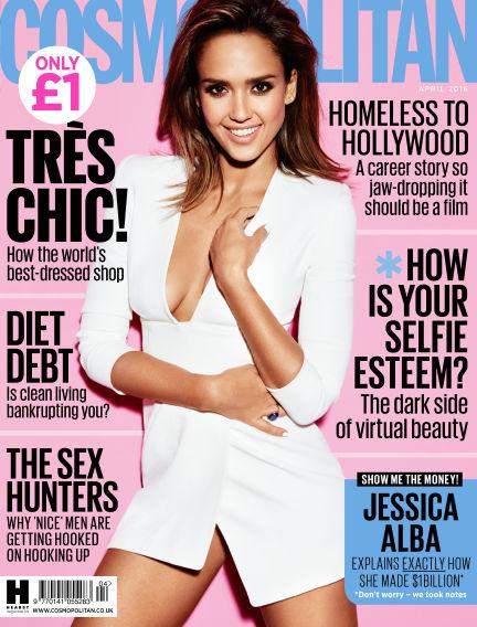 Cosmopolitan - UK February 26, 2016 00:00