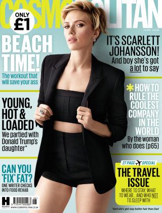Cosmopolitan - UK June 2016