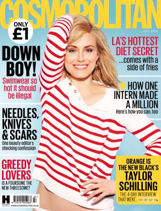 Cosmopolitan - UK July 2016
