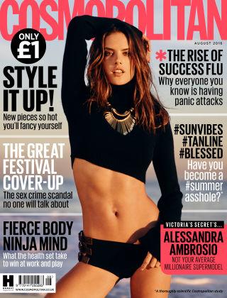 Cosmopolitan - UK August 2016