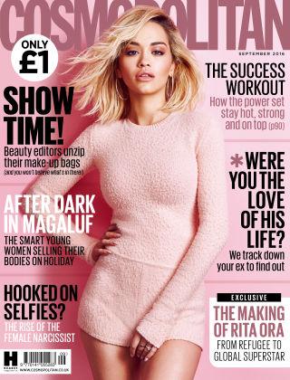 Cosmopolitan - UK September 2016