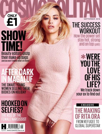 Cosmopolitan - UK July 29, 2016 00:00