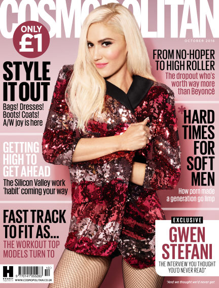 Cosmopolitan - UK September 01, 2016 00:00