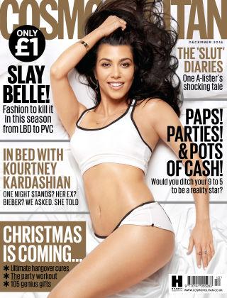 Cosmopolitan - UK December 2016