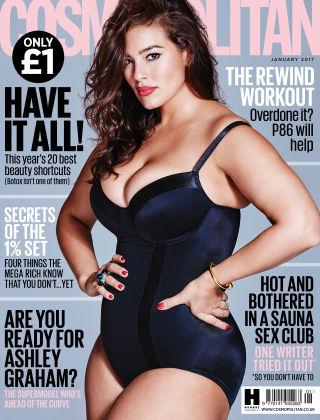 Cosmopolitan - UK January 2017