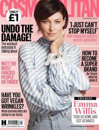 Cosmopolitan - UK February 2017