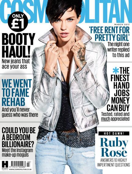 Cosmopolitan - UK February 07, 2017 00:00