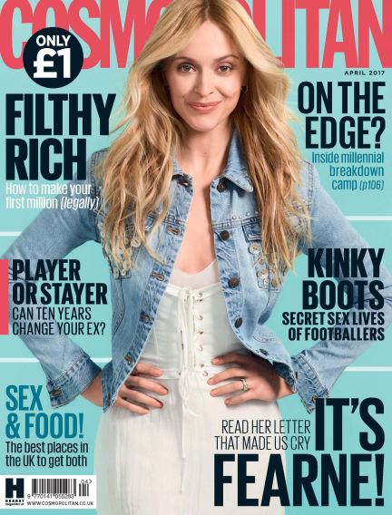 Cosmopolitan - UK March 07, 2017 00:00