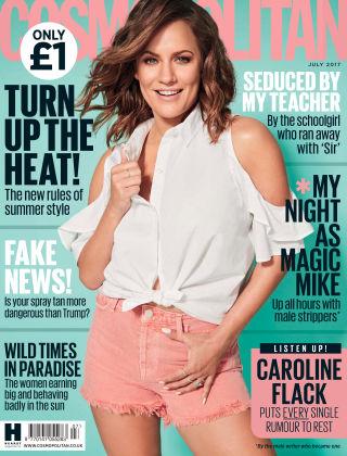Cosmopolitan - UK Jul 2017