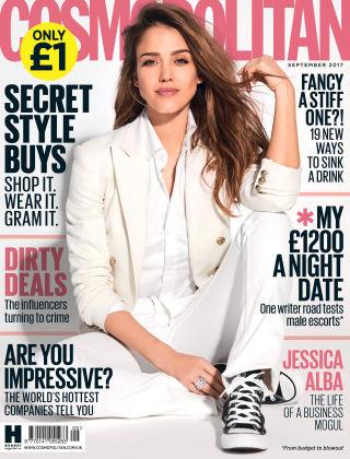 Cosmopolitan - UK Sep 2017