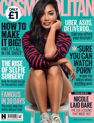 Cosmopolitan - UK Oct 2017