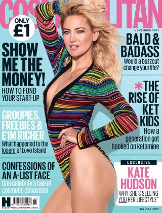 Cosmopolitan - UK Nov 2017