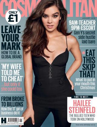 Cosmopolitan - UK Jan 2018