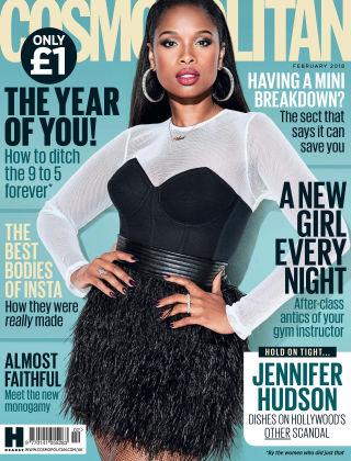 Cosmopolitan - UK Feb 2018