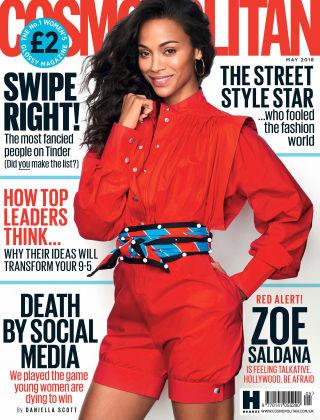 Cosmopolitan - UK May 2018