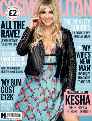 Cosmopolitan - UK Jul 2018