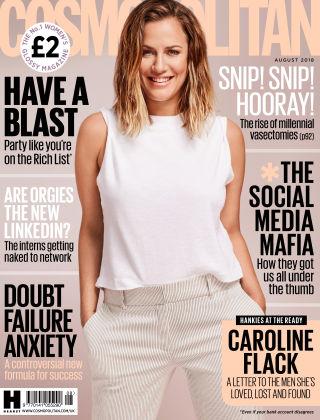 Cosmopolitan - UK Aug 2018