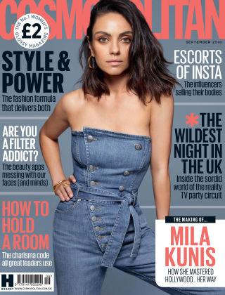 Cosmopolitan - UK Sep 2018