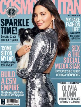 Cosmopolitan - UK Dec 2018