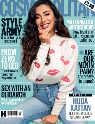 Cosmopolitan - UK Mar 2019