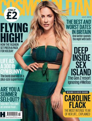 Cosmopolitan - UK Jul 2019