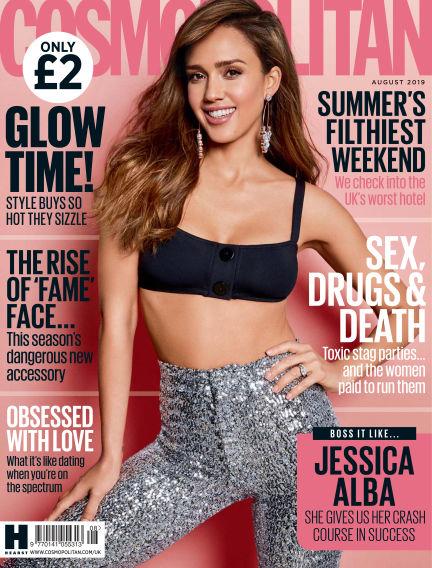 Cosmopolitan - UK July 04, 2019 00:00