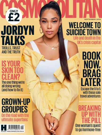 Cosmopolitan - UK August 01, 2019 00:00