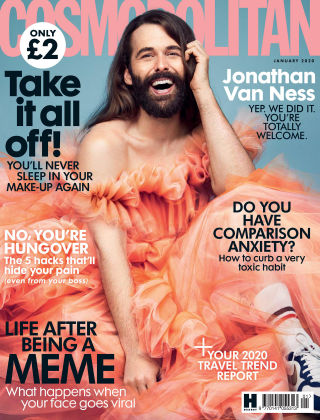Cosmopolitan - UK Jan 2020