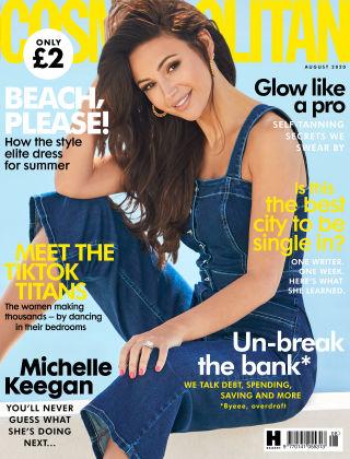 Cosmopolitan - UK August 2020