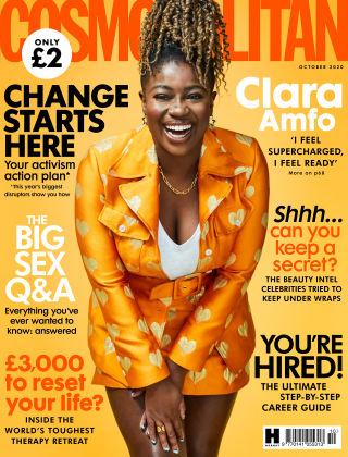 Cosmopolitan - UK October 2020