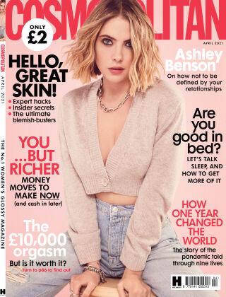 Cosmopolitan - UK April 2021