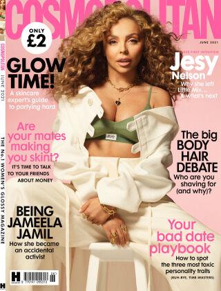 Cosmopolitan - UK Jun 2021