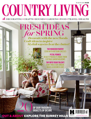 Country Living - UK March 2016