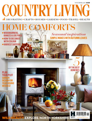 Country Living - UK November 2015