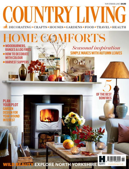 Country Living - UK October 01, 2015 00:00